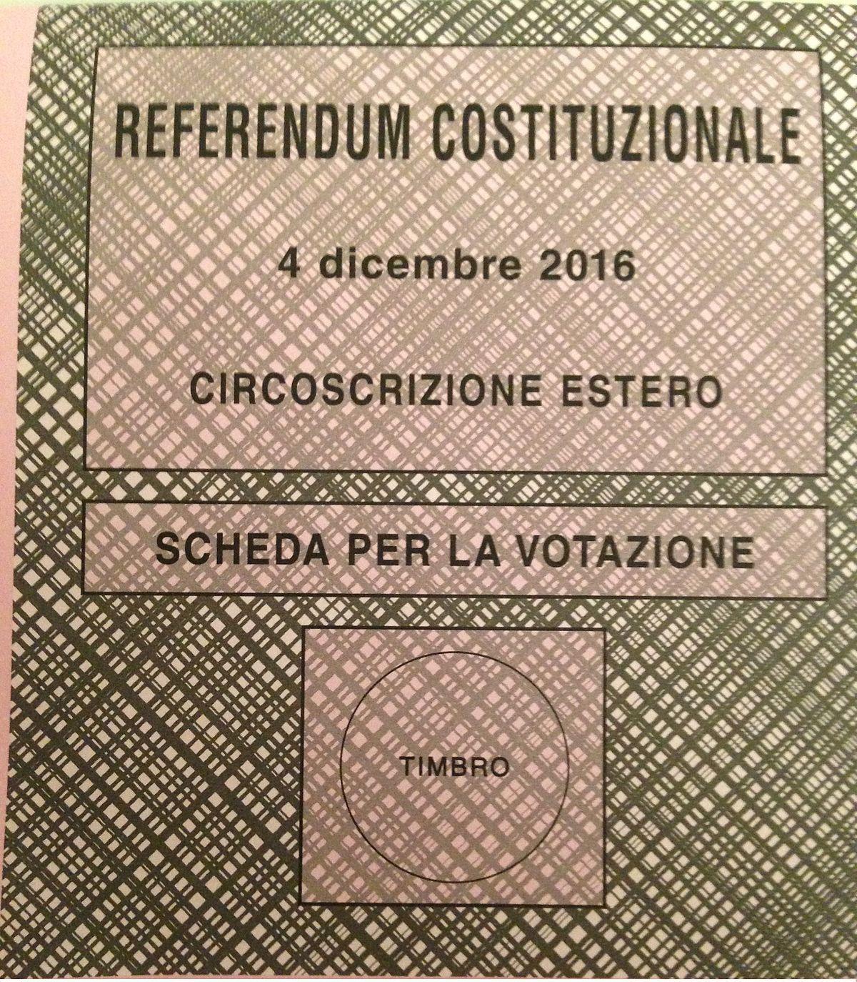 Voto degli italiani residenti all 39 estero wikipedia for Numero dei parlamentari italiani