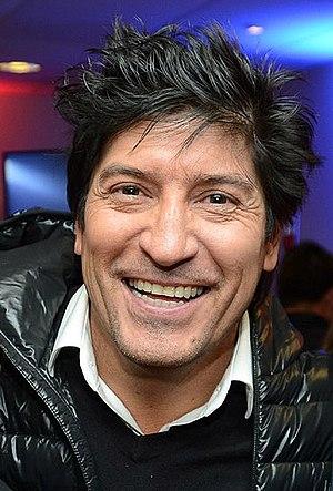 Iván Zamorano - Zamorano in 2013