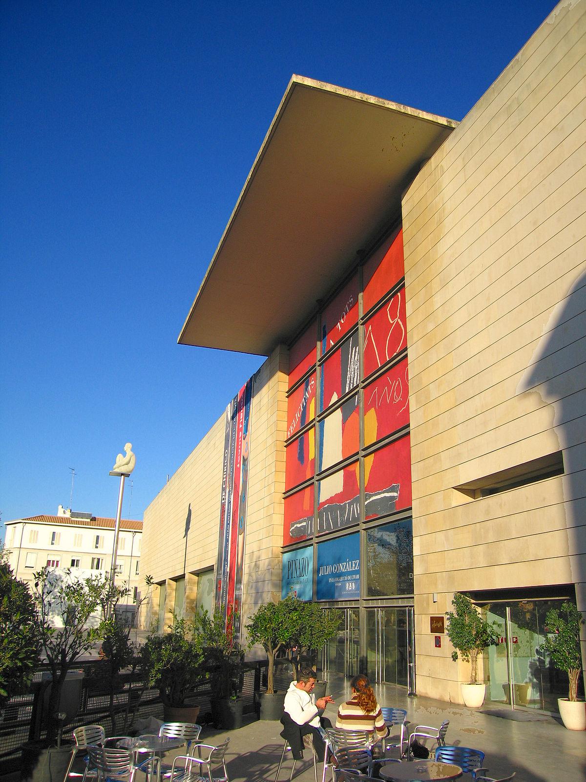 Institut Valencià dArt Modern - Wikidata