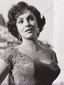 Gina Lollobrigida negli anni sessanta