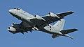 JMSDF P-1(5512) fly over at Tokushima Air Base September 30, 2017 03.jpg