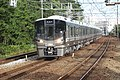JRW Series 225-100 set I10 Test Run passing through Maiko station.jpg