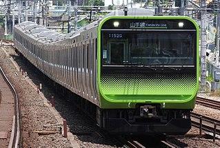 E235 series Japanese train type