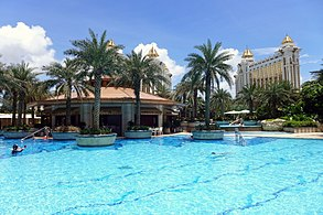 JW Marriott Hotel Macau Swimming Pool 2016.jpg