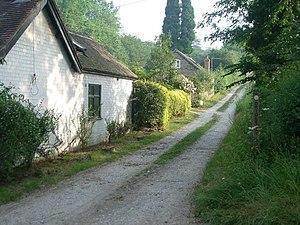 Wenlock Edge - Jack Mytton Way, near Rushbury, Wenlock Edge, Shropshire