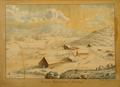 Jacob Arøe - Colonien Frederikshaab i Grönland - 1843.png