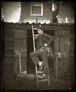 Nederlandse fotograaf overleden 1905