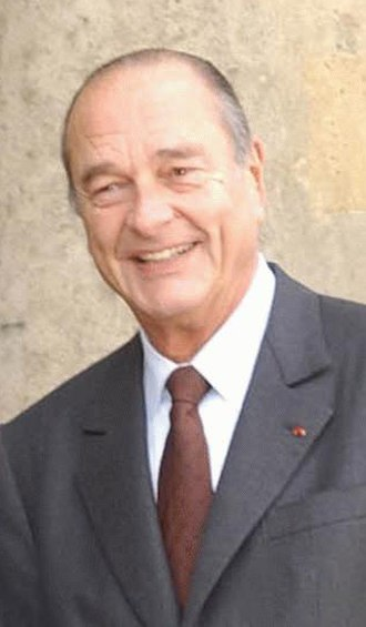 President of France - Image: Jacques Chirac