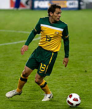 Jade North - North playing for Australia