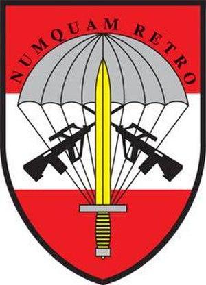 Jagdkommando - Image: Jagdkommando Truppenabzeichen