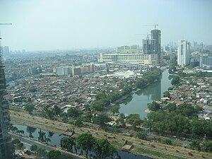 Tanah Abang - Image: Jakarta 2