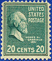 James Garfield 1938 Issue-20c.jpg