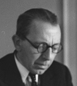 Jan van Angeren in 1942