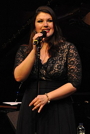 Jane Monheit - Jane Monheit in Koerner Hall, Toronto, Ontario