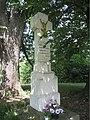 Janovice (Olbramice), kříž.jpg