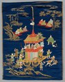 Japan, late 19th-early 20th century - Embroidered Fukusa - 1916.1322 - Cleveland Museum of Art.tif