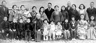 Issei - The first Japanese immigrants arrived in Brazil aboard the Kassato Maruin 1908. They referred to themselves as Issei and became known as Nipo-Brasilieros.