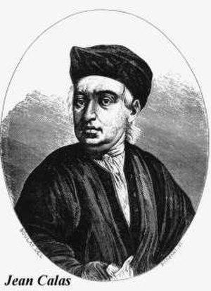 Jean Calas - Jean Calas (1698-1762)
