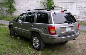 Jeep Grand Cherokee WJ rear 34.jpg