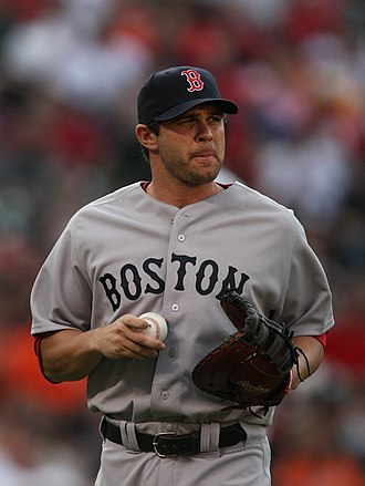 Jeff Bailey - Bailey with the Boston Red Sox