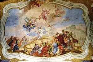 Lobet Gott in seinen Reichen, BWV 11 - Ascension, Church of the Holy Cross in Jelenia Góra