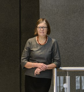 Jenny Harper New Zealand academic and museum professional