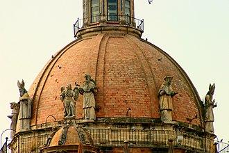 Jerez de la Frontera Cathedral - Image: Jerez cathedral dome