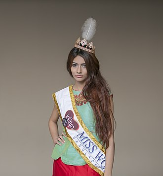 Miss Bangladesh - Image: Jessia Islam in Dhaka 03