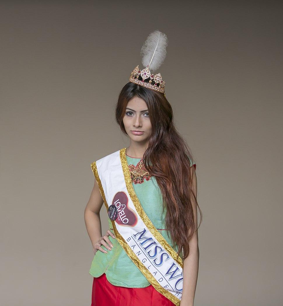 Miss Bangladesh - Howling Pixel