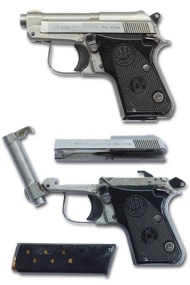 Beretta 950 - Wikiwand