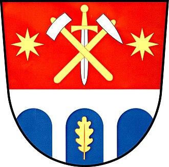 Jezdovice - Image: Jezdovice znak