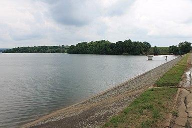 Jezero Moharač 825