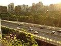 Jianguo Expressway and Daan Park 20061212.jpg