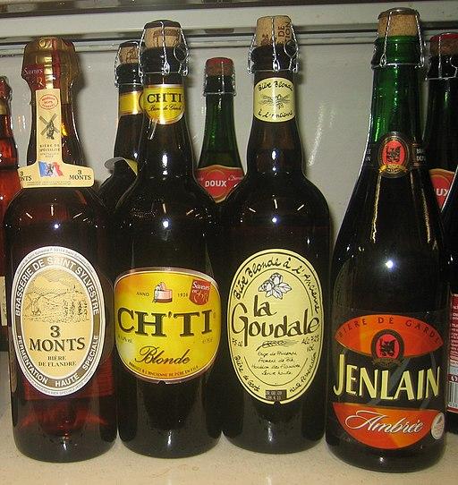 Jielbeaumadier bieres du nord 2008