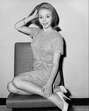 Jill Haworth - Jill Haworth 1961