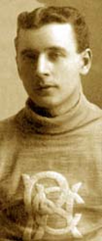 Jimmy Gardner (ice hockey) - Gardner in 1907 with the Pittsburgh Pros.