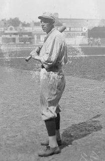 Jimmy Johnston American baseball player