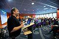 Jimmy Wales @ Wikimedia Conferentie Nederland 2012 - Flickr - Sebastiaan ter Burg (3).jpg