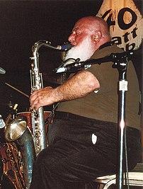 Joe Maneri (4/3/04 at the 40 Watt Club in Athe...