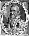 Johann Hagius (Hagens). Line engraving, 1616. Wellcome L0005583.jpg