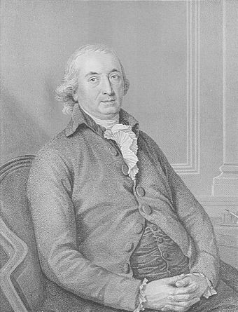 Johann Herder called attention to national cultures. Johann gottfried herder.jpg