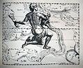 "Johannes Hevelius - Prodromus Astronomia - Volume III ""Firmamentum Sobiescianum, sive uranographia"" - Tavola MM - Aquarius.jpg"