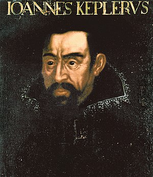 Die Harmonie der Welt - Johannes Kepler, whose work inspired the opera and its title