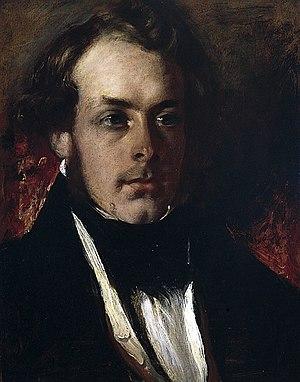 John Harper (architect) - John Harper, portrait by William Etty