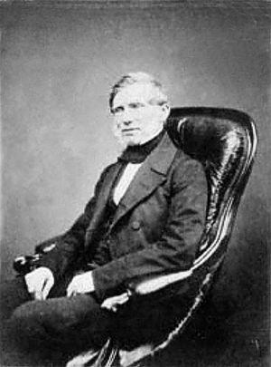 John Miers (botanist) - John Miers (1855)