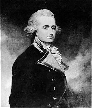 John Montagu (Royal Navy officer) - Image: John Montagu (1719 1795)