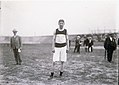 John Runge of Berlin, Germany, winner of the 880 yard handicap race at the 1904 Olympics.jpg