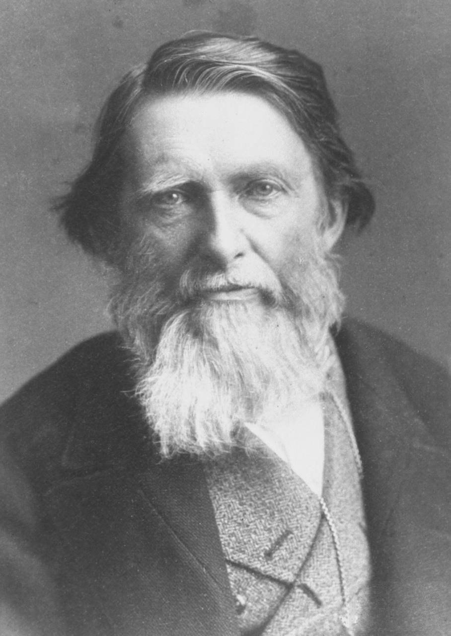 John Ruskin 1879