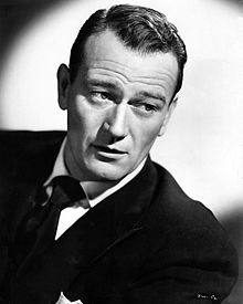 Publicity photo o John Wayne