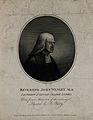 John Wesley. Stipple engraving, 1825, after J. Barry. Wellcome V0006241ER.jpg
